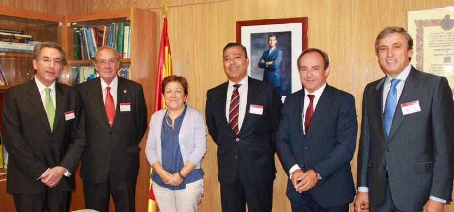 Foto Reunion Pilar Farjas