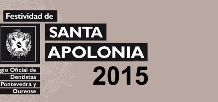 Santa Apolonia 2015