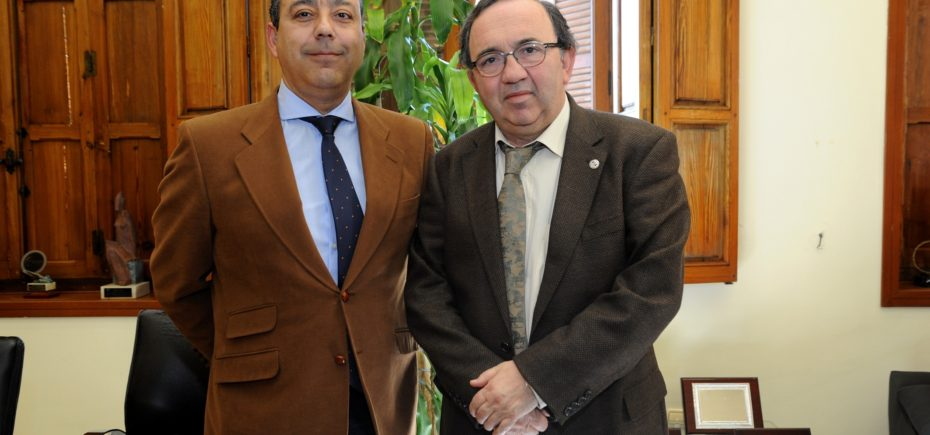 Castro Traslada Al Rector De La Universidad De Murcia La Necesidad De Limitar El Número De Estudiantes De Odontología