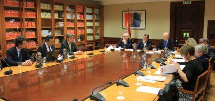 Foto Consejo En El Congreso