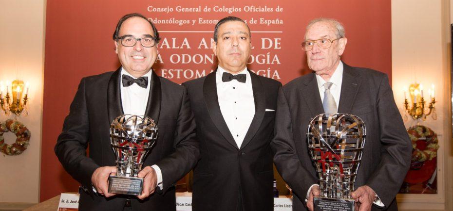 Dr. Nacho Rodríguez, Dr. Óscar Castro Y Dr. Esteban Brau