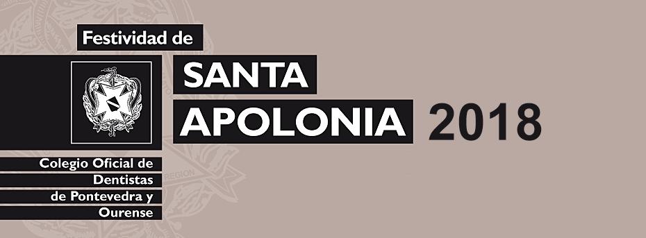 Santa Apolonia 2018