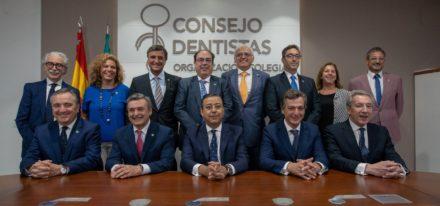 Comité Ejecutivo Consejo General De Dentistas (2)