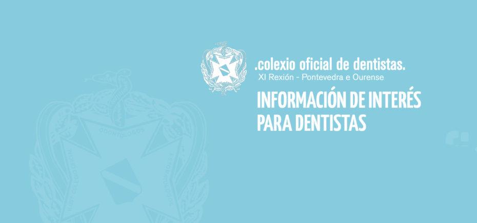 El Colegio Colabora En La Campaña De Vacunación Contra La Gripe De La Consellería De Sanidade