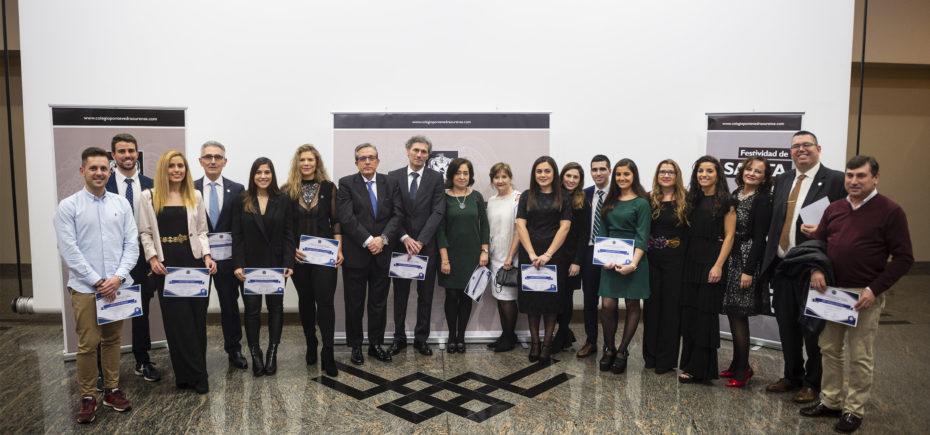 El Colegio De Dentistas De Pontevedra Y Ourense Celebró Su Patrona, Santa Apolonia