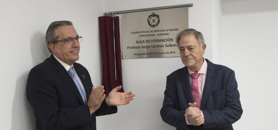 Unión Profesional Galardona A Jorge Lindner Selbmann
