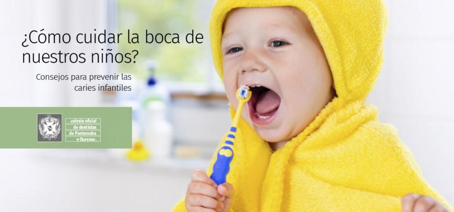 ¿Cómo Cuidar La Boca De Nuestros Niños?