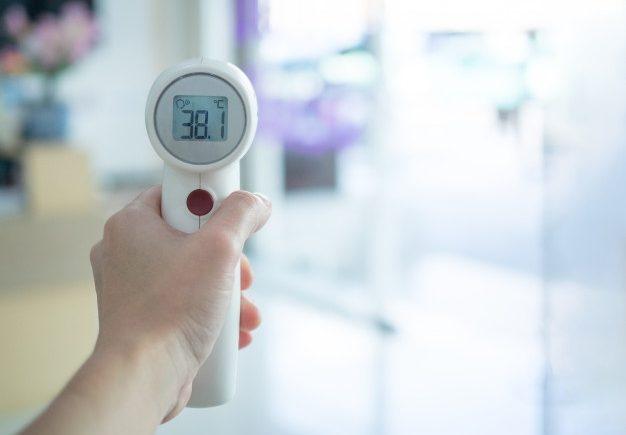 Información Sobre La Toma De Temperatura A Pacientes