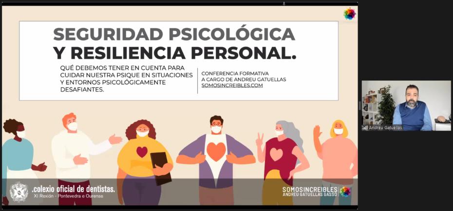 Ya Podéis Ver El Webinar Que Andreu Gatuellas Ofreció En Santa Apolonia