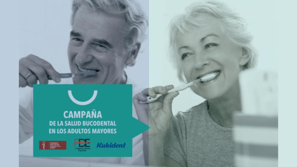"""En Marcha La Campaña """"Salud Oral Y Mayores"""" Del Consejo General De Dentistas Y La Fundación Dental Española"""