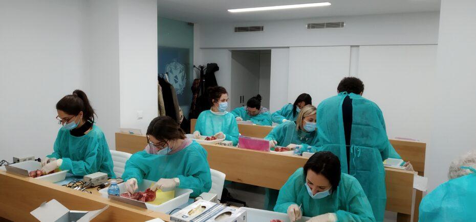 """Resultado Del Sorteo De Las Plazas Del Curso """"Periodoncia E Implantología"""""""